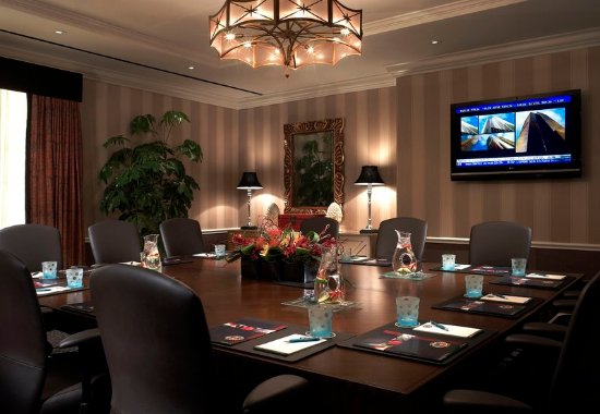 The Alexandrian, Autograph Collection: Tokyo Meeting Room