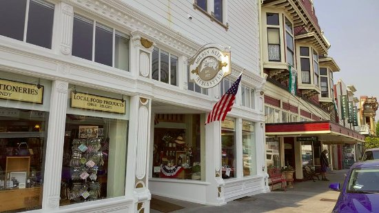 Ferndale, CA: Mercantile store