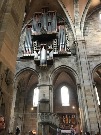 Bamberger Dom: Pipe Organ
