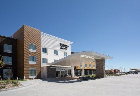 Burlington, CO: Entrance