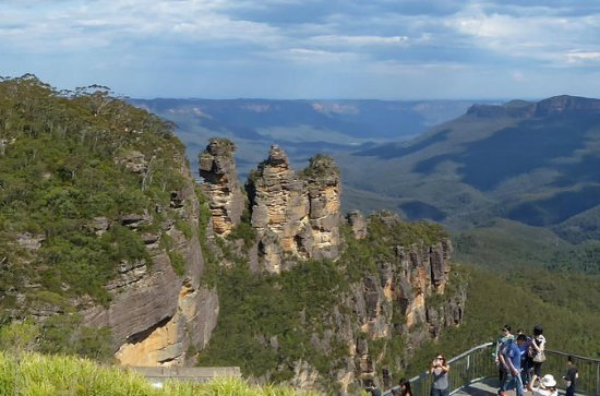 Blue Mountains, Wentworth Falls...