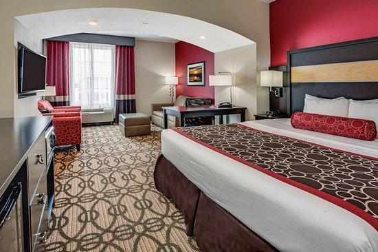 Starkville, MS: Guest Room