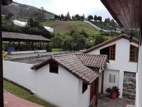 Hacienda Leito: Diferentes ambientes