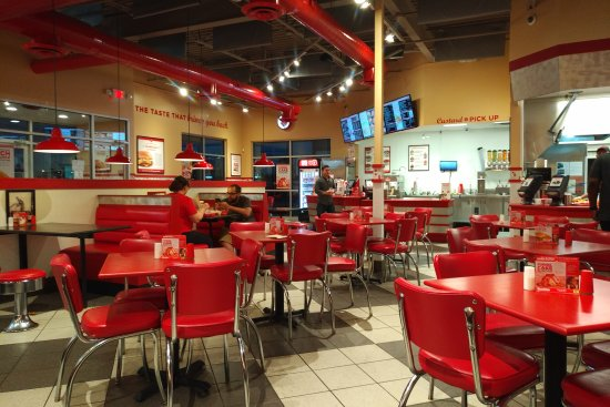 Euless, TX: Freddys Frozen Custard & Steakburgers