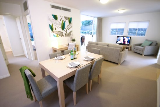 Domain Apartments Ascot Good Access To Brisbane Airport Review Of