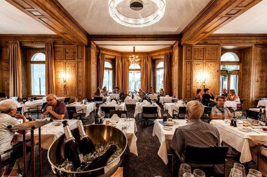 Scuol, Suisse : Restaurant Allegra