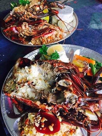 Chef John Tours Samoa