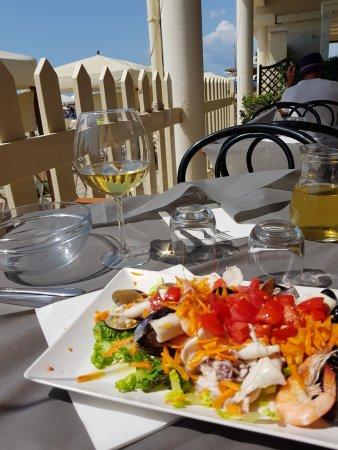 Ristorante del bagno helvetia marina di massa - Bagno italia ristorante ...