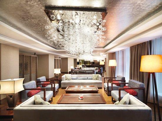 Bijie, Kina: Club Lounge