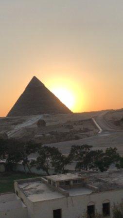 Pyramids View Inn: Magnifique à couper le souffle