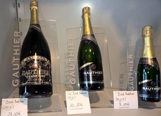 Champagne Gauthier Dominique