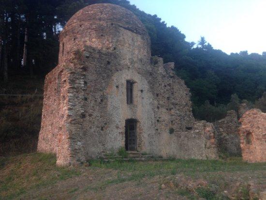 Curinga, อิตาลี: Aspettando il raggio verde al tramonto sul Tirreno