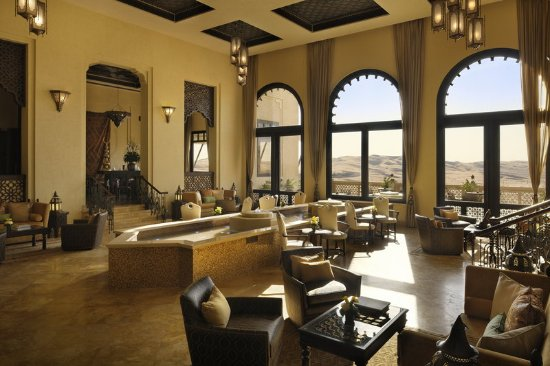 Hamim, De forente arabiske emirater: View From The Lobby