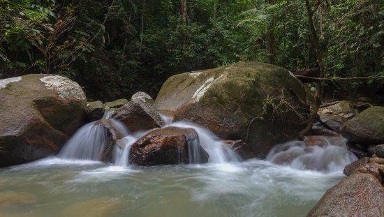 Seremban, Malaysia: Cascades on Ulu Bendul route
