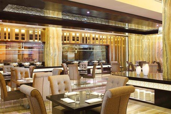 Four Points by Sheraton Medan: Restaurant