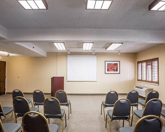 Rodeway Inn Salt Lake City Airport: Meeting Room