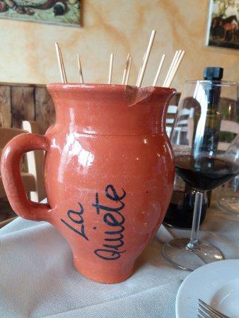 Tocco da Casauria, Italy: ...viva gli arrosticini...