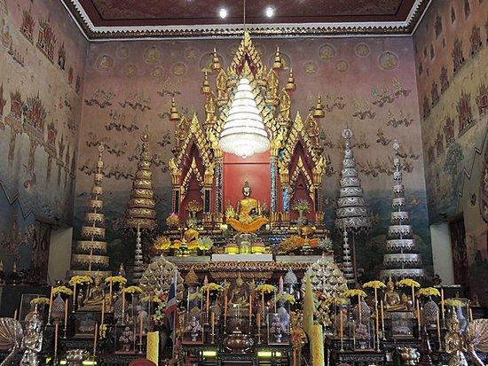 Nong Khai, Thailand: พระเก่าแก่คู่บ้านคู่เมืองหนองคาย