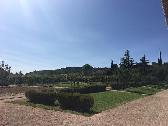 Jardin romain caumont sur durance frankrike omd men - Jardin romain caumont sur durance ...