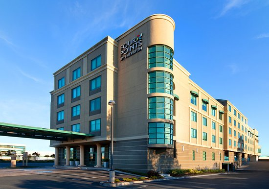 South San Francisco, CA: Four Points by Sheraton Hotel & Suites San Francisco Airport