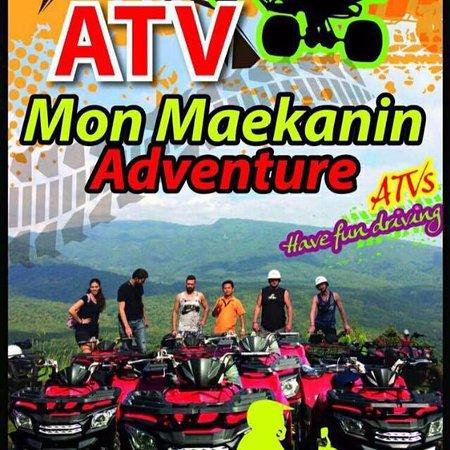 Hang Dong, Thailand: ATV FOR FUN