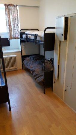 Hotel Jorgensen: interior of the room