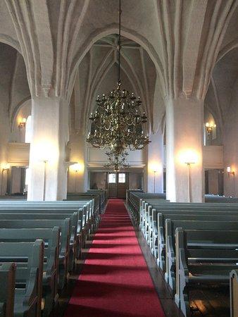 Haemeenlinna, Finnland: Hauhon kirkko