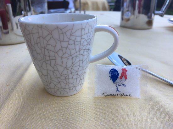 Residence des Saules : Petit déjeuner