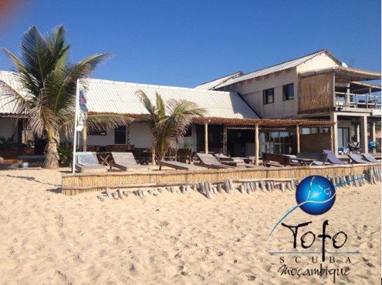 Tofo Scuba Restaurant