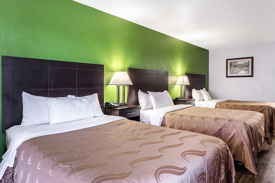 Simpsonville, Carolina del Sur: Three double beds