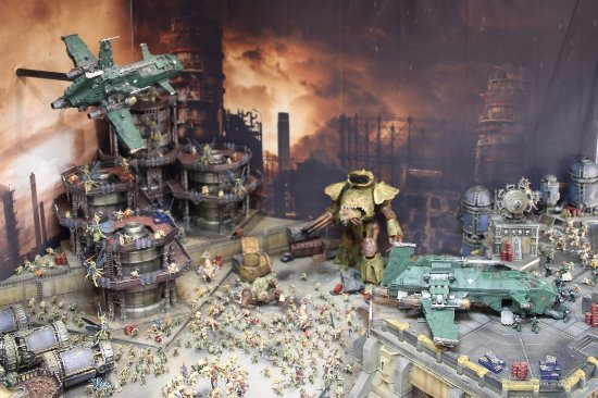 Warhammerworld visit - Traveller Reviews - Games Workshop