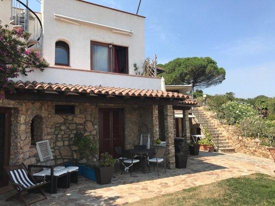 Villa Minda San Teodoro Sardinia