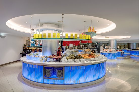 Regal Airport Hotel Cafe Aficionado Hong Kong Ulasan