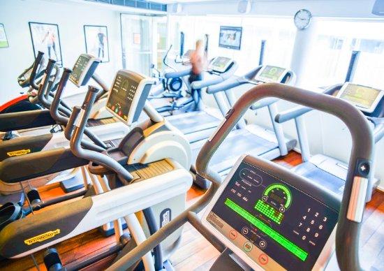 Arlandastad, Sverige: Fitness Room