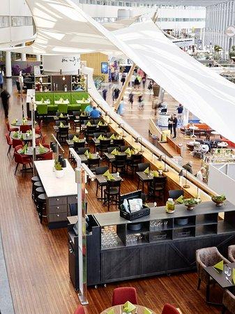 Arlandastad, Suecia: Restaurant