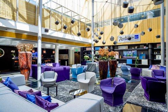 Arlandastad, Sverige: Lobby