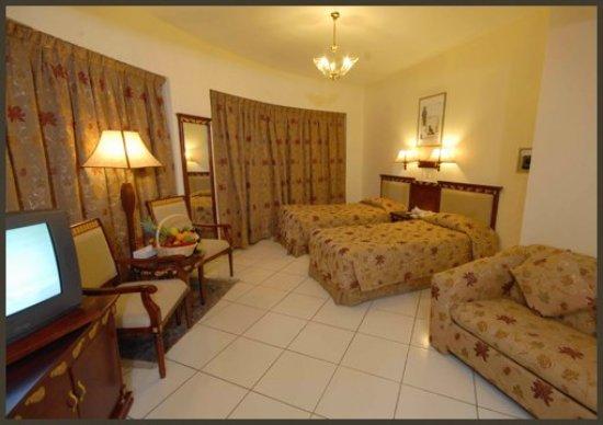 Nihal Hotel: Twin Room