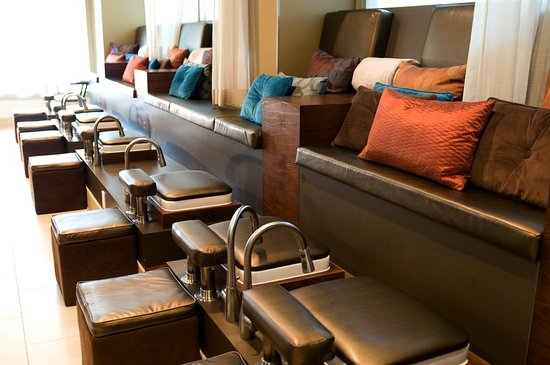 Kirkland, WA: Woodmark Hotel_Spa_Still Spa Nail Lounge