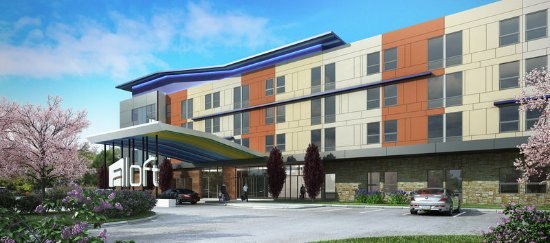 North Olmsted, OH: Hotel Exterior - Rendering