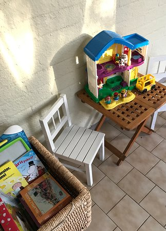 Hanko, Finland: Lekhörna Play area for children