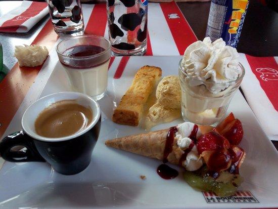 La Boucherie : Café gourmand