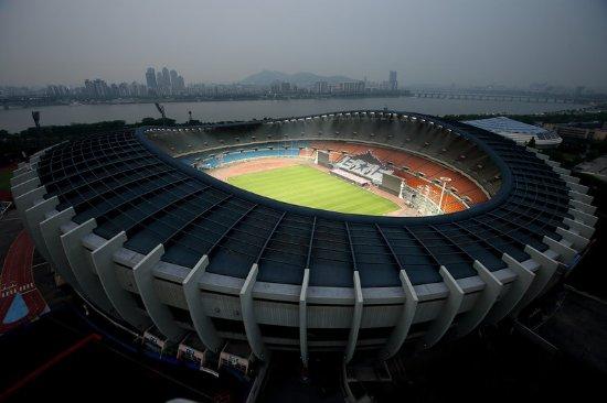 Le Meridien Seoul: Jamsil Stadium© Seoul Metropolitan City Sports Institution Goverment Official