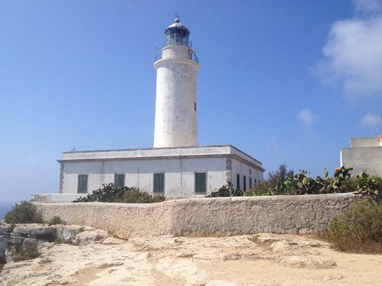 faro photo de la mola lighthouse formentera tripadvisor. Black Bedroom Furniture Sets. Home Design Ideas