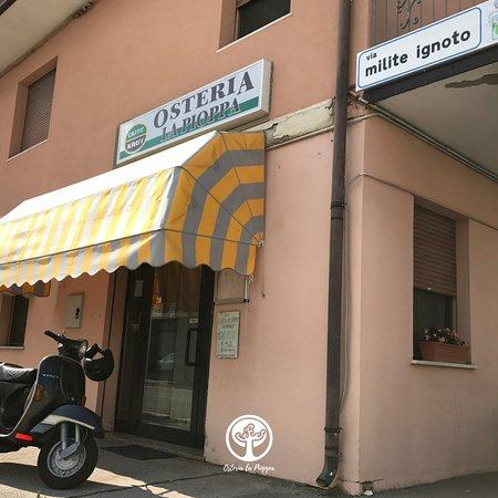 Osteria La Pioppa
