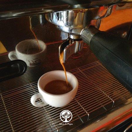 Taglio di Po, إيطاليا: Il caffè è importantissimo per concludere bene un pasto, ci teniamo che il nostro sia eccellente