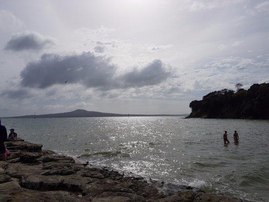 St. Helier's Bay : Rangitoto