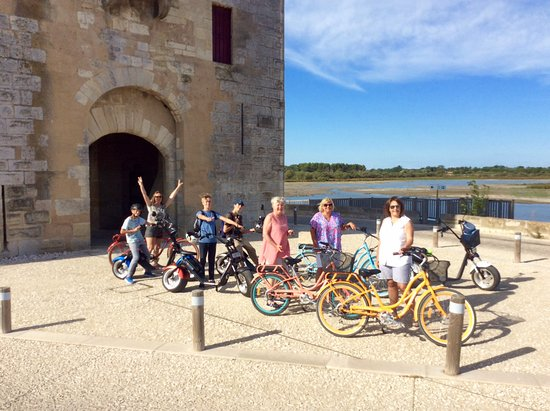 Aigues-Mortes, France: Happytour