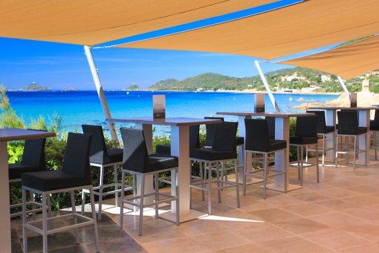 Le Week End : Terrasse bar plage