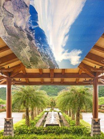 Wanning, China: Transitional Portal Day view