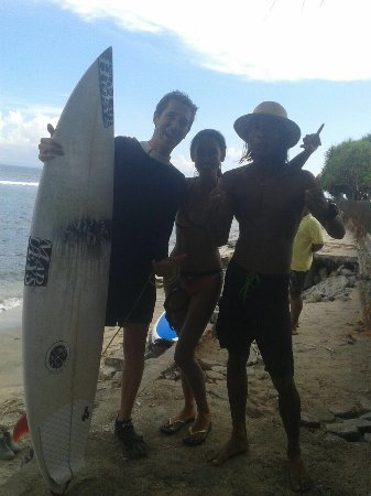Desa Sekotong Barat, Indonésie : senggigiocean-surfschool.blogspot.com/tripadvisor